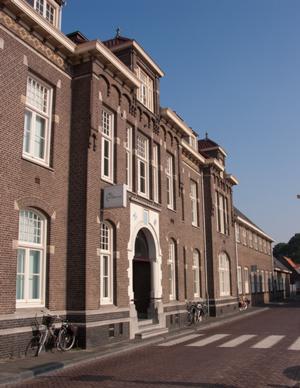 Sociaal Medisch Centrum, het voormalige ziekenhuis van Enkhuizen
